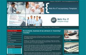 Accountancy Design 8